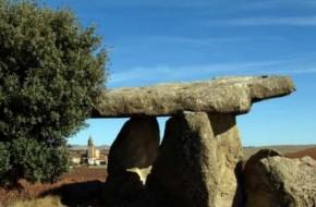 Dolmen de la Chabola de la Hechicera en Álava