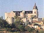 Castillo de Simancas en Valladolid