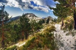 Ruta de senderismo Cuerda de las Cabrillas en Madrid
