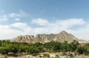 Ruta de senderismo por la sierra de Orihuela en Alicante
