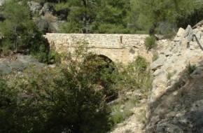 Ruta de senderismo Puente la Sabina